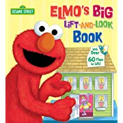 ELMO'S BIG LIFT-AND-