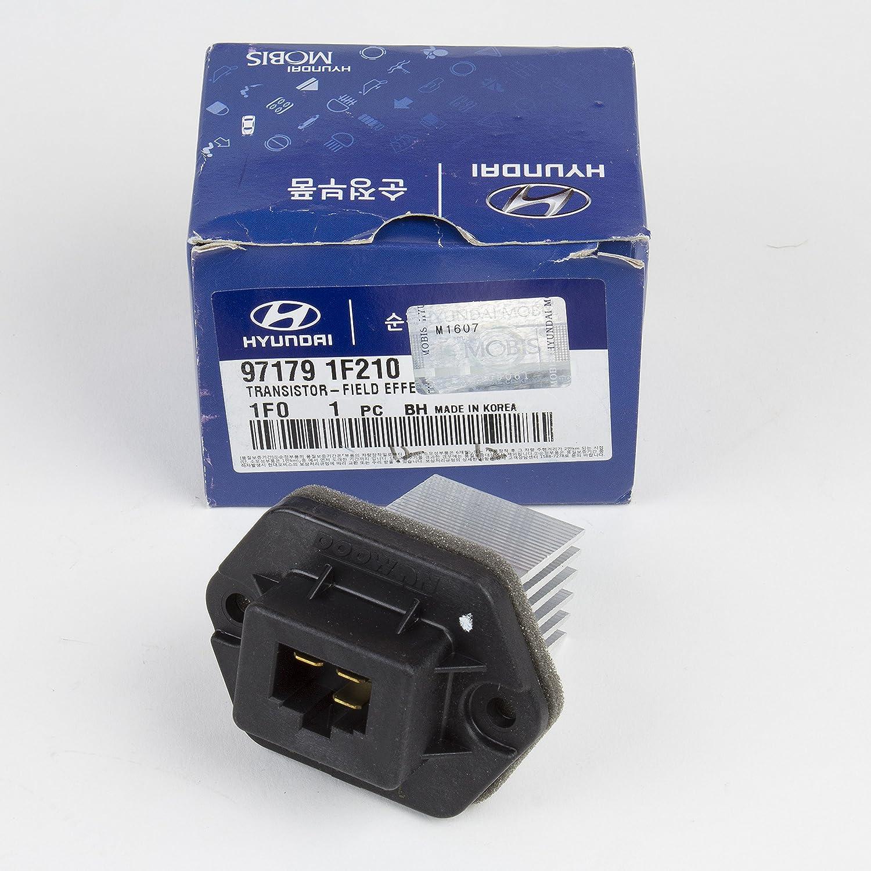 New Blower Motor Resistor For 2010 Tucson Spectra Sportage Brand 97179-1F200