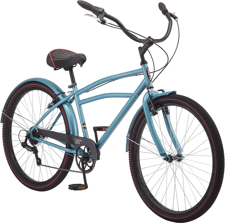 Schwinn Costin Bicicleta Cruiser de 7 velocidades para hombre ...