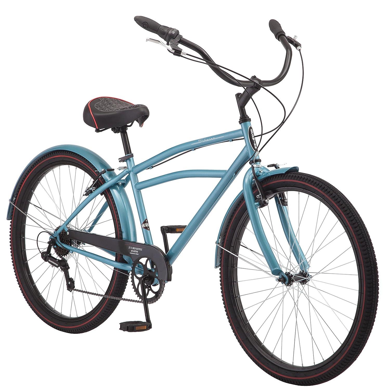 Schwinn Costin Men's 7-Speed Cruiser Bike, 27 5-Inch Wheels