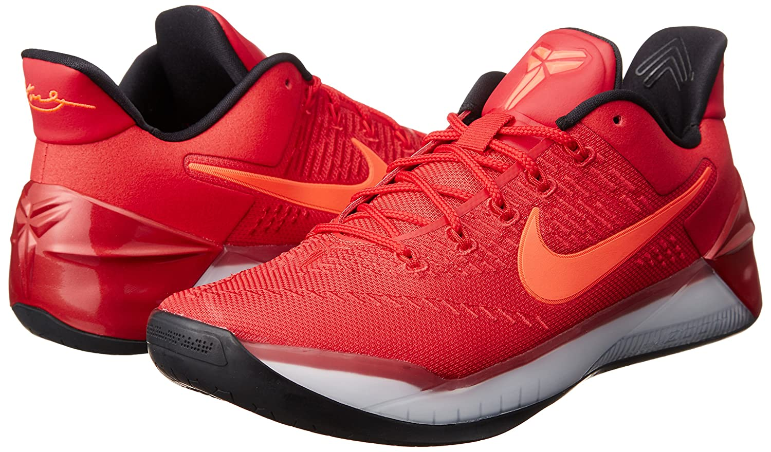 check out 41683 d8327 Nike Mens Kobe AD University Red Basketball Shoes 852425-608, 10 D(M) US   Buy Online at Low Prices in India - Amazon.in