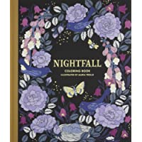 Nightfall Coloring Book: Originally Published in Sweden as Skymningstimman (Colouring Books)