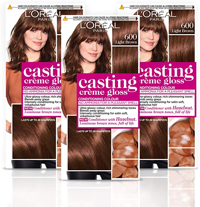 LOreal Paris Casting Creme Gloss Tinte para el cabello ...