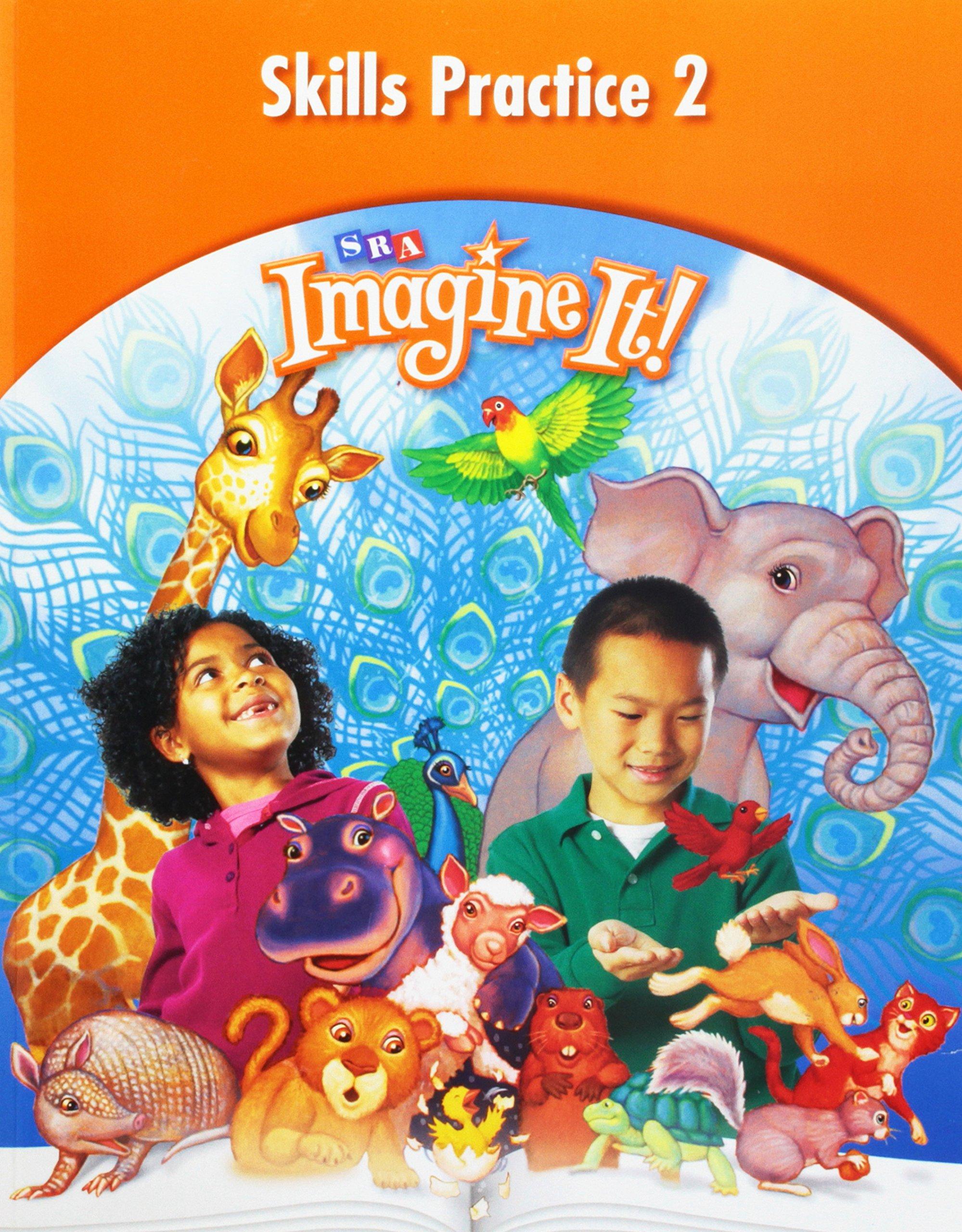 Download Imagine It!: Skills Practice Workbook 2 Grade 1 ebook