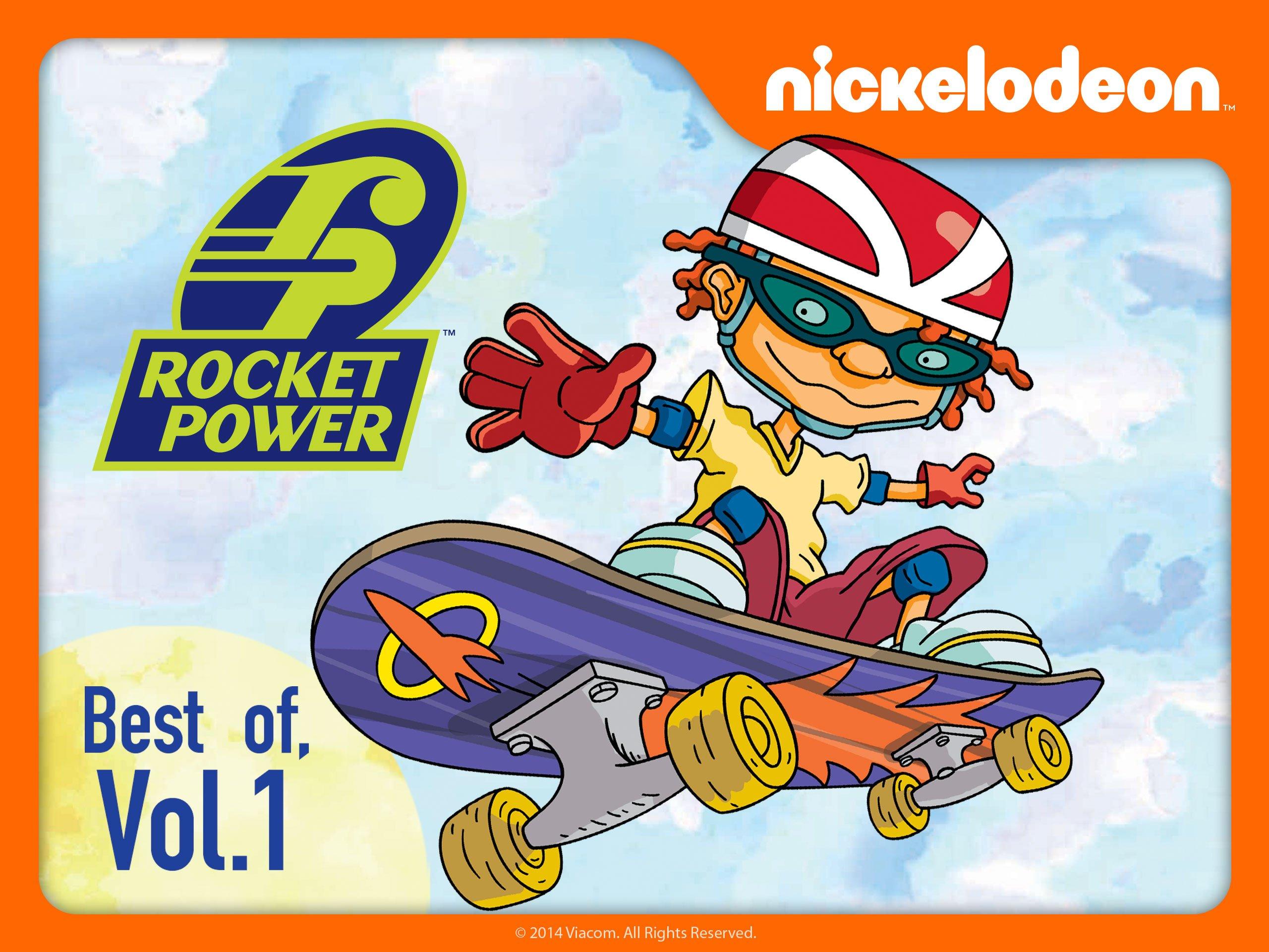 Amazoncom Watch Rocket Power Volume 1 Prime Video