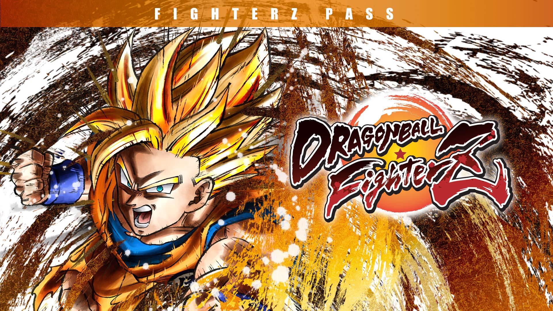 DRAGON BALL FIGHTERZ - FighterZ Pass 2 - Nintendo Switch [Digital Code]