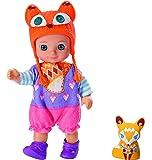 Mini Chou Chou – Foxes – Lucky – Mini Poupée 12 cm
