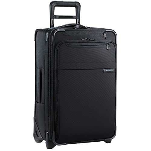 "Briggs & Riley Baseline Domestic Expandable Carry-On 22"" Upright, Black"
