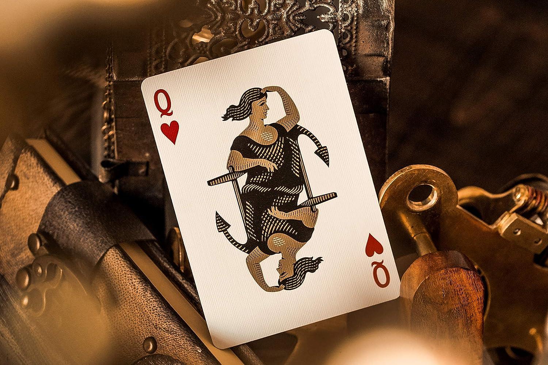 theory11 Navigator Playing Cards