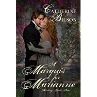 A Marquis For Marianne: A Sweet Regency Romance (Blushing Brides Book 2) (English Edition)