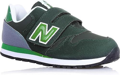 chaussure garcons sport new balance vert