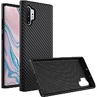 RhinoShield SolidSuit Schutzhülle für Samsung Note 10+, Carbon Fiber Texture