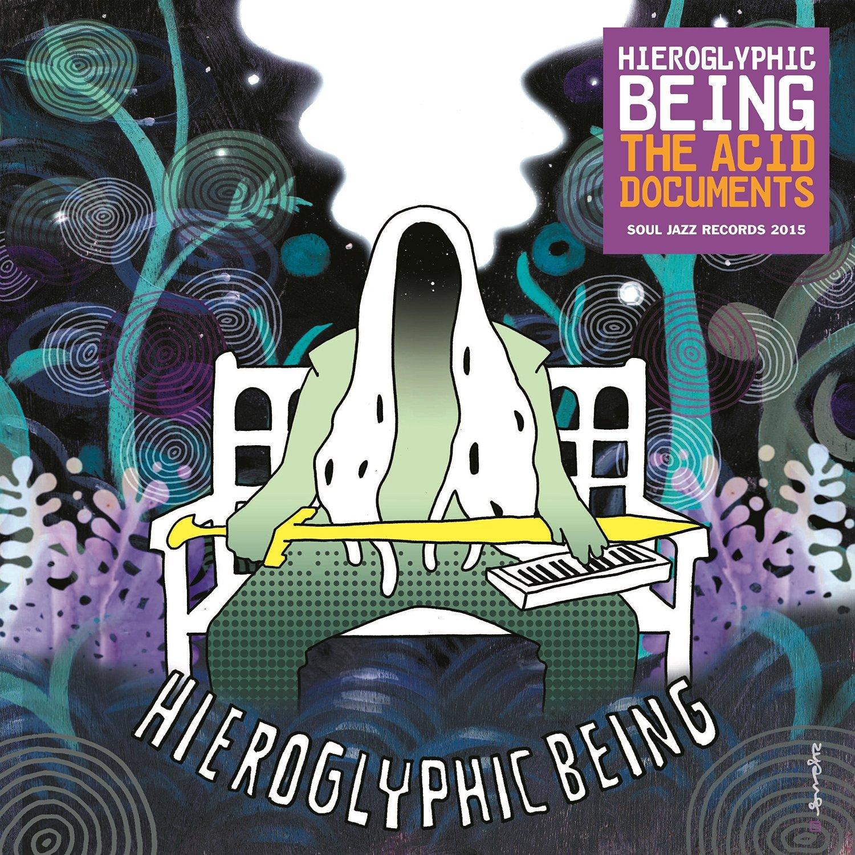 CD : Hieroglyphic Being - Acid Documents (CD)
