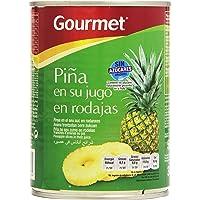 Gourmet Piña en su Jugo en Rodajas sin