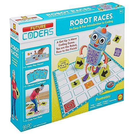 Amazon Com Alex Toys Future Coders Robot Races Coding Skills Kit
