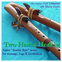 Two Hawks' Healing - Native Flute For Yoga, Massage & Relaxation