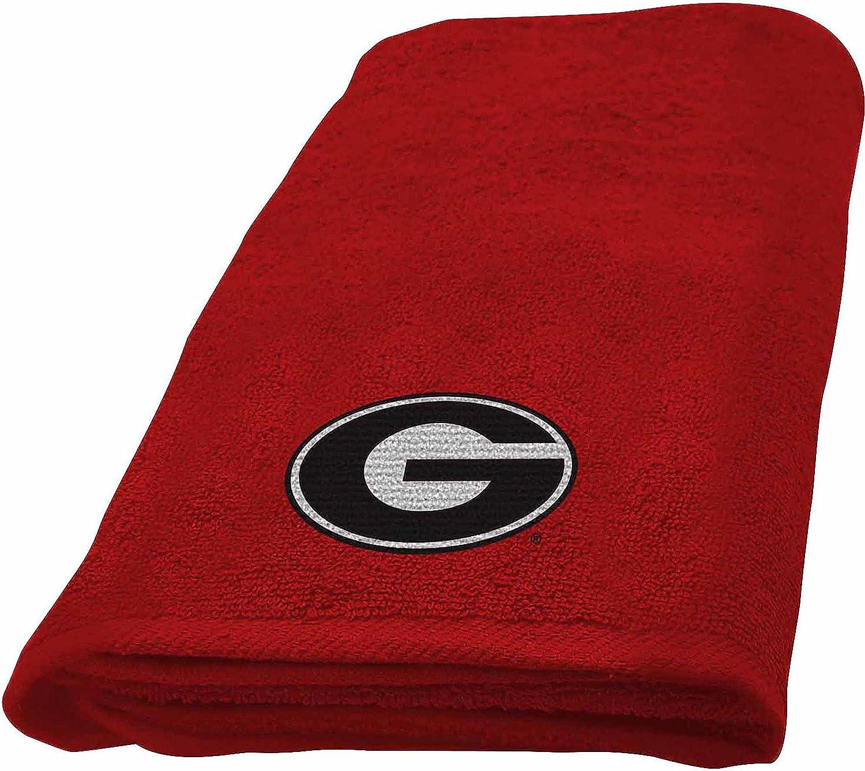 NCAA Georgia Bulldogsハンドタオル