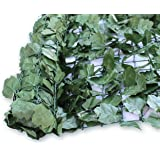 ALEKO 94 X 39 Inches Faux Ivy Privacy Fence Screen Artificial Hedge Fencing or Wall Outdoor Decor