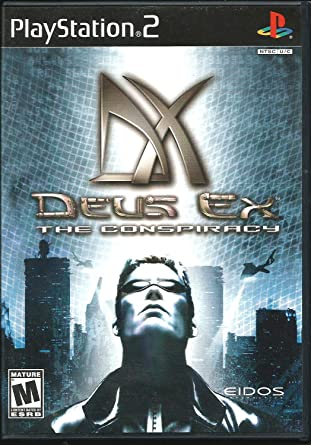 Image result for deus ex the conspiracy
