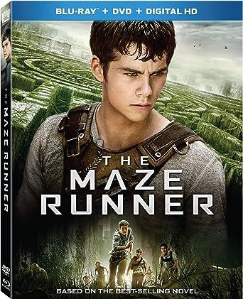 Amazon the maze runner blu ray dylan obrien aml ameen ki the maze runner blu ray fandeluxe Images