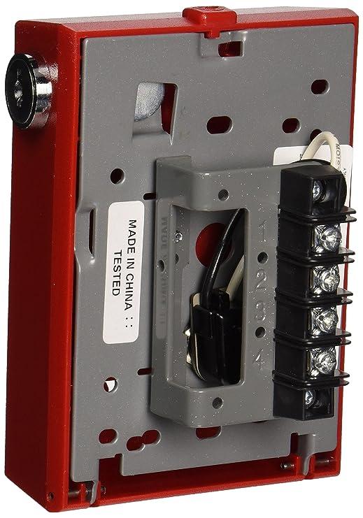 Edwards de señalización 278b-1120 alarma contra incendios Sta: Amazon.es: Bricolaje y herramientas