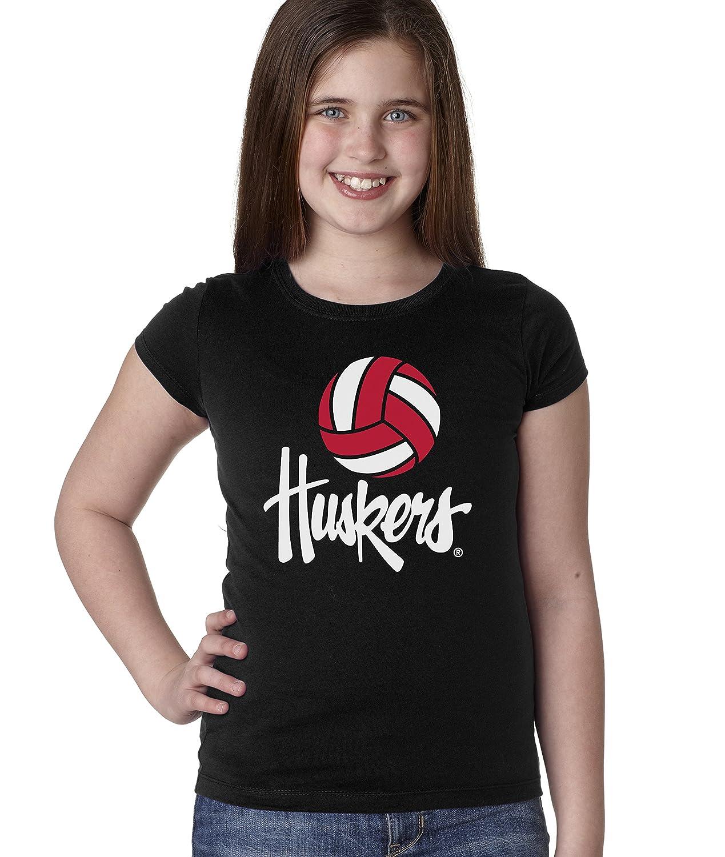 ファッションデザイナー cornbornネブラスカネブラスカ州YouthガールズTシャツ – X-Large – バレーボールLegacyスクリプトハスカーズ X-Large B07FCTM94V, IFC e-shop:e7f70196 --- webtricky.com
