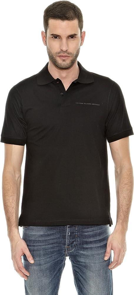 Vodafone McLaren Polo Shirt Polo Negro S: Amazon.es: Ropa y accesorios