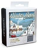 Lantern Press Winter Park, Colorado - Retro Ski