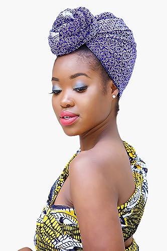 Headwrap/african print headwrap/turban / Headtie/ankara headscarf/African headtie/