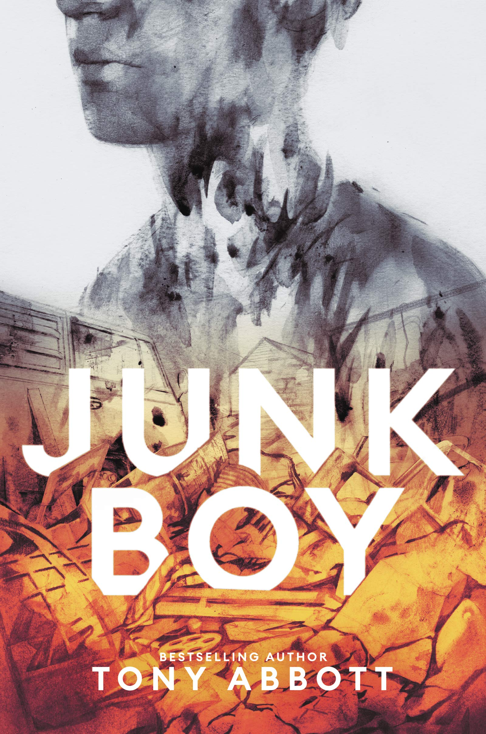 Amazon.com: Junk Boy (9780062491251): Abbott, Tony: Books