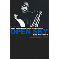 Open Sky: Sonny Rollins and His World of Improvisation book cover