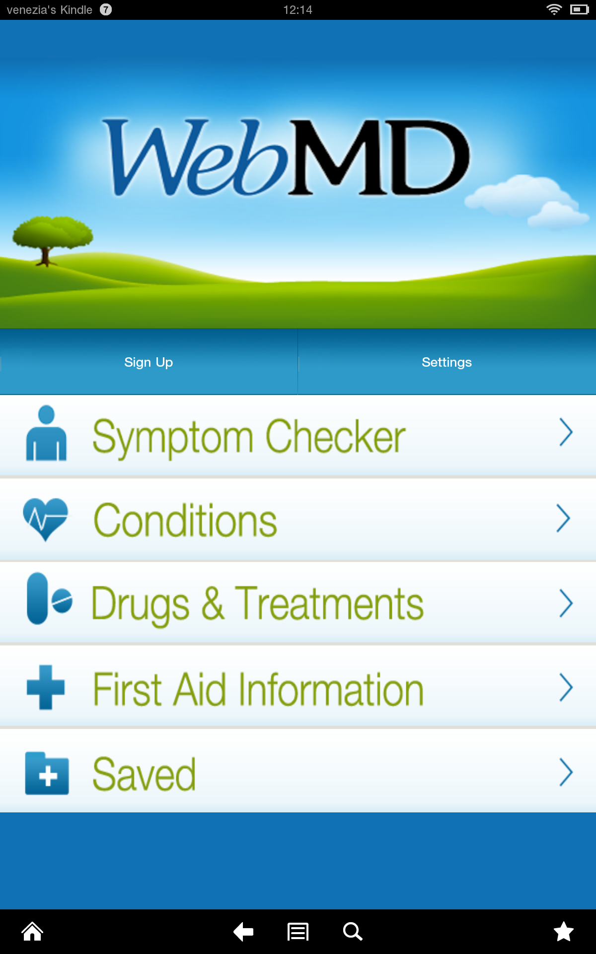Amazon Webmd Appstore For Android
