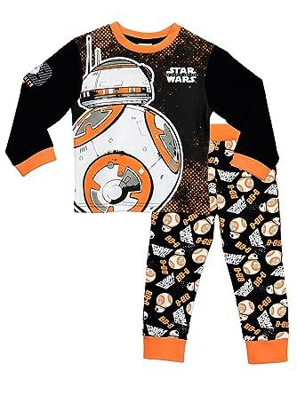 c01d484e29ec4 Star Wars - Ensemble De Pyjamas BB8 - Garçon: Amazon.fr: Vêtements ...