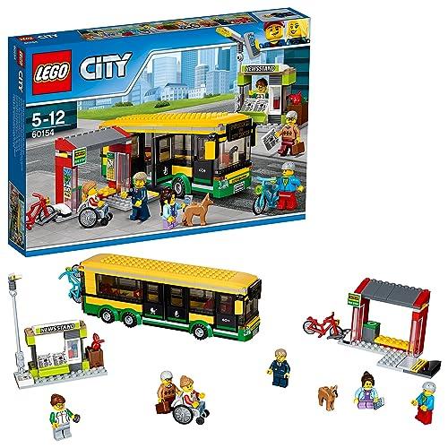 """LEGO UK 60154 """"Bus Station Construction Toy"""