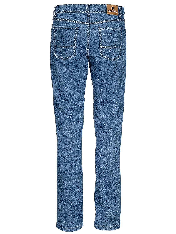BABISTA Herren Jeans Denim in leichter Denim-Qualität Elastisch/ Stretchanteil: Amazon.de: Bekleidung