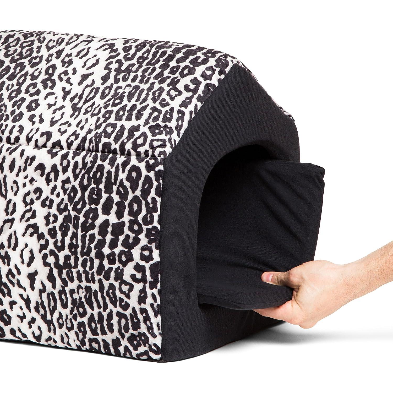 Amazon Best Friends by Sheri 2 in 1 Pet House Sofa in Zoo
