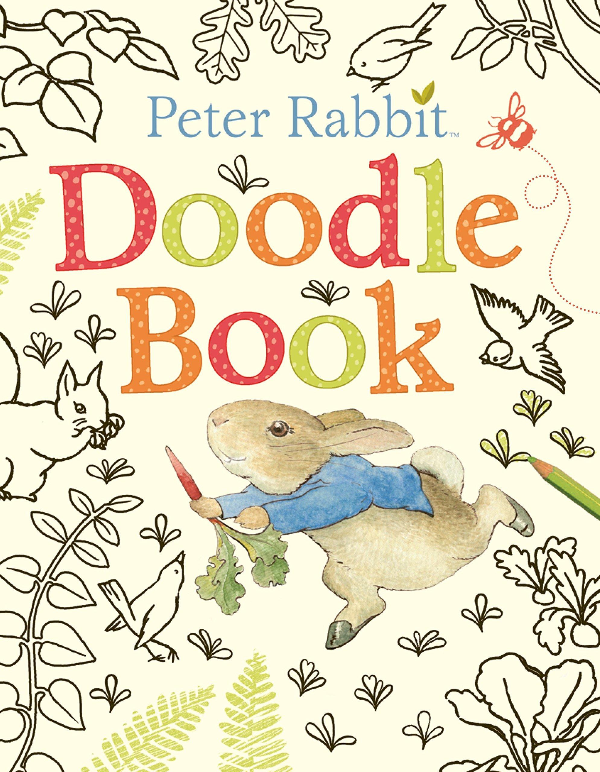 Download Peter Rabbit Doodle Book ebook