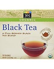 365 Everyday Value Organic Black Tea (70 Tea Bags), 4.9 oz