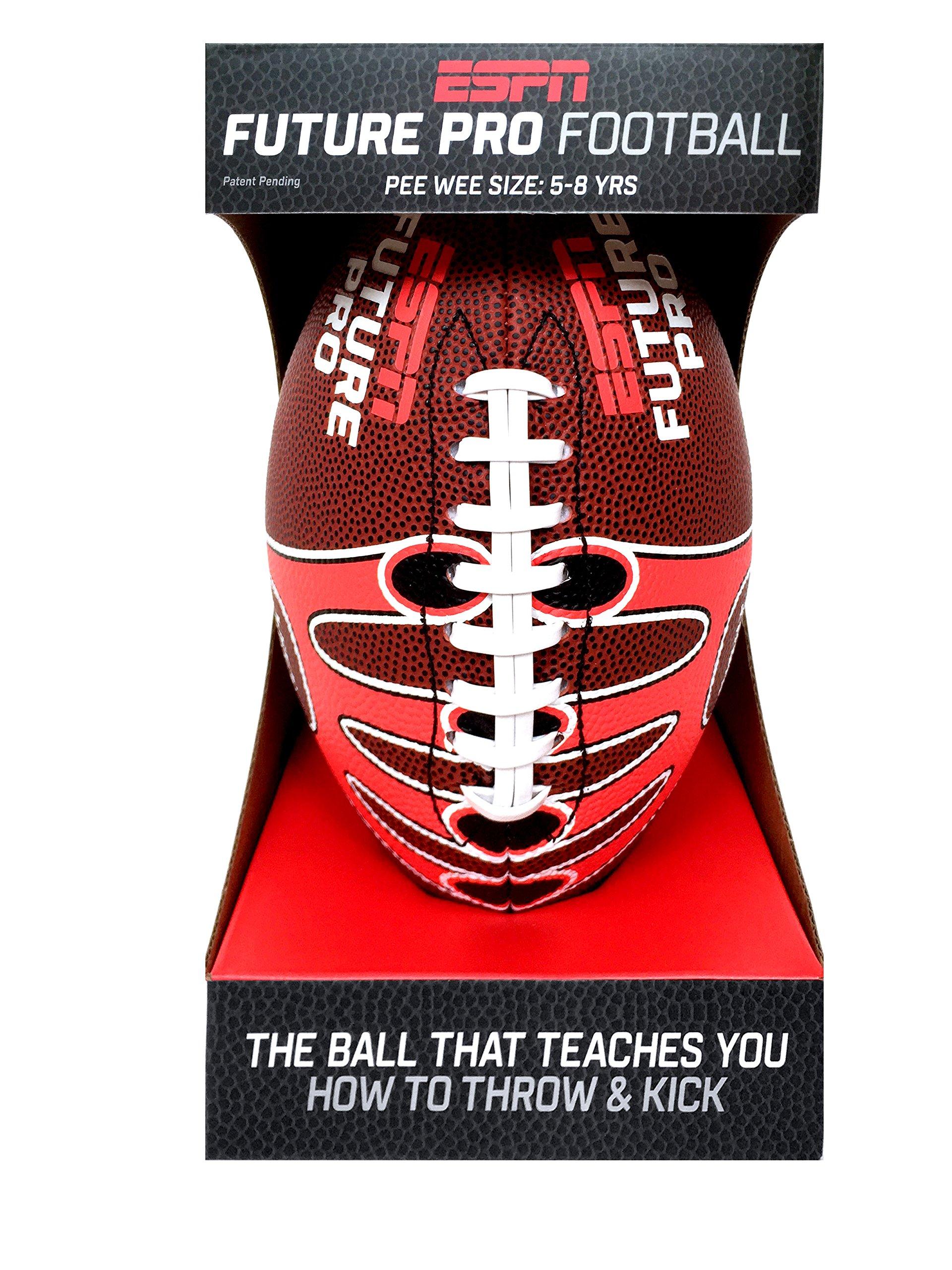 ESPN Future Pro Pee Wee Football, Brown