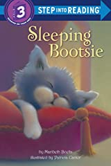Sleeping Bootsie (Step into Reading): Step Into Reading 3 Paperback