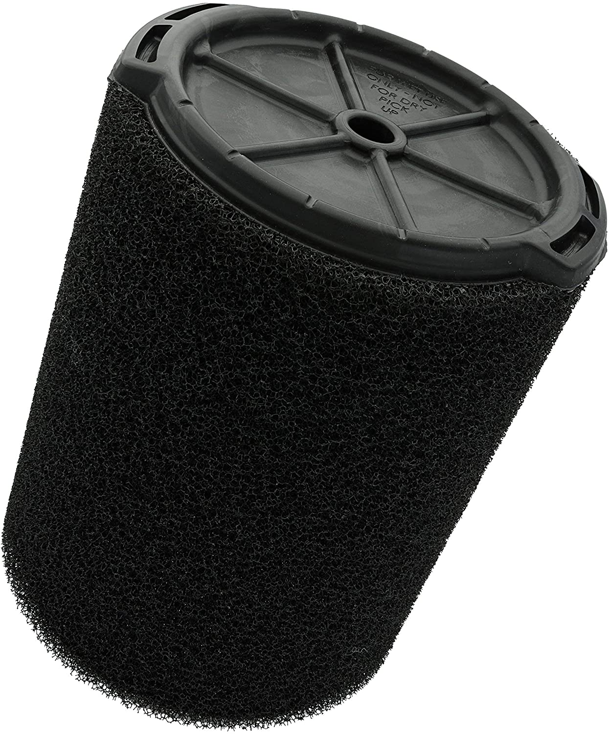 Ridgid VF7000 Genuine Replacement Foam Wet Application Only Vac Filter for Ridgid 5-20 Gallon Wet Dry Vacuums