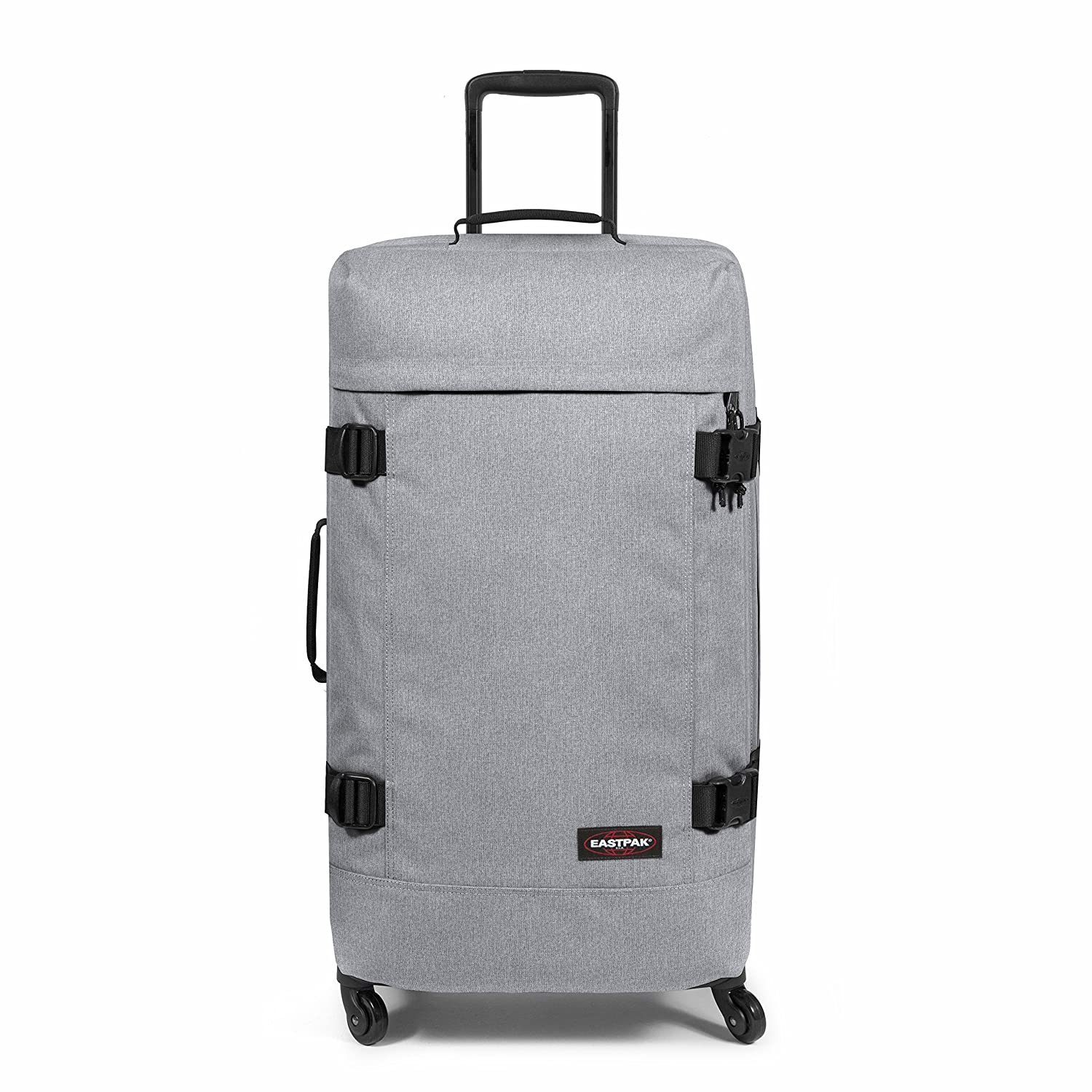 Eastpak Trans4 L Maleta, 80 litros, Gris (Sunday Grey): Amazon.es: Equipaje