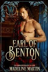 Earl of Benton: Wicked Regency Romance (Wicked Earls' Club)