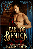 Earl of Benton: Wicked Regency Romance (Wicked Earls' Club)