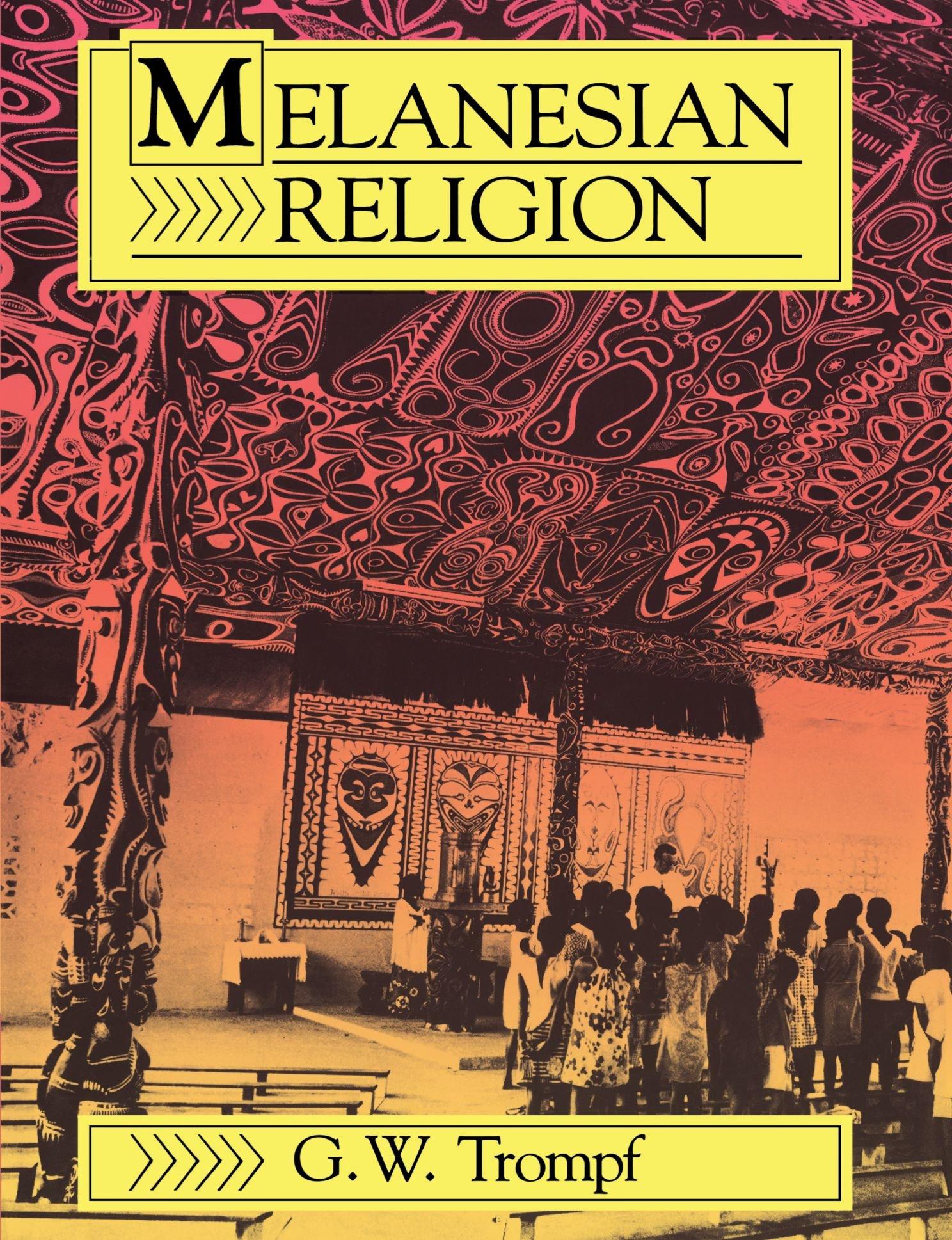 Melanesian Religion PDF