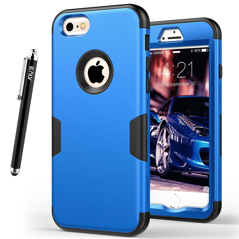 Iphone 6 E >> Amazon Com E Lv Designed Iphone 6s Case Shock Absorption High