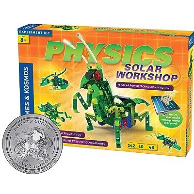 Thames & Kosmos Physics Solar Workshop (V 2.0) Science Kit: Toys & Games