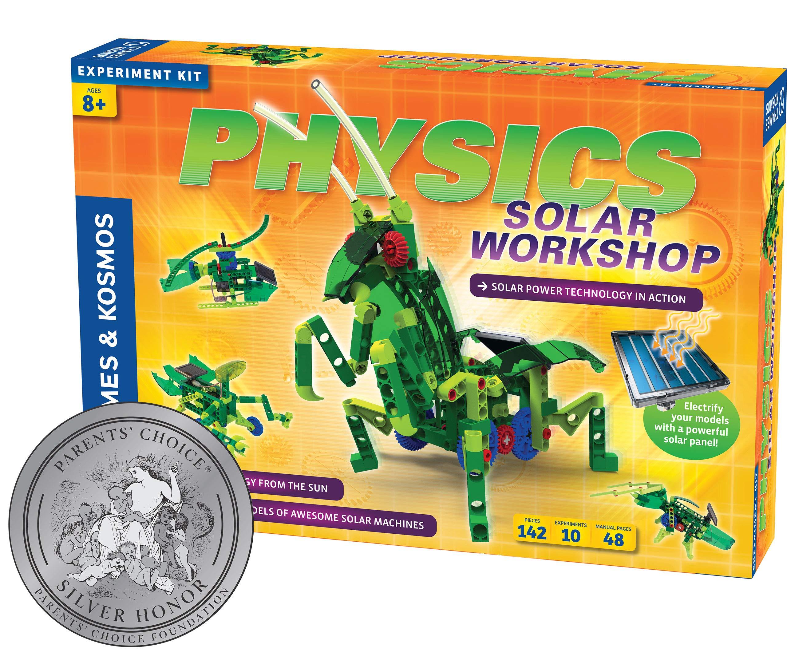 Thames & Kosmos Physics Solar Workshop (V 2.0) Science Kit by Thames & Kosmos
