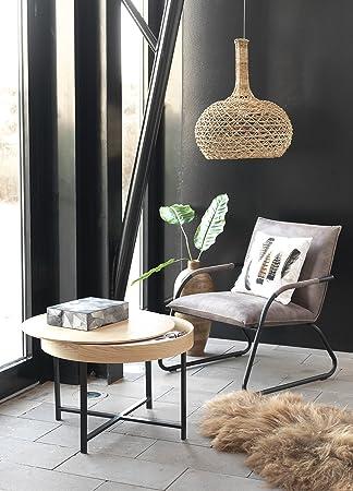 Canett Furniture Molly Tischbeistelltisch Rund Eiche Modern Design