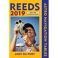 Reeds Astro Navigation Tables 2019